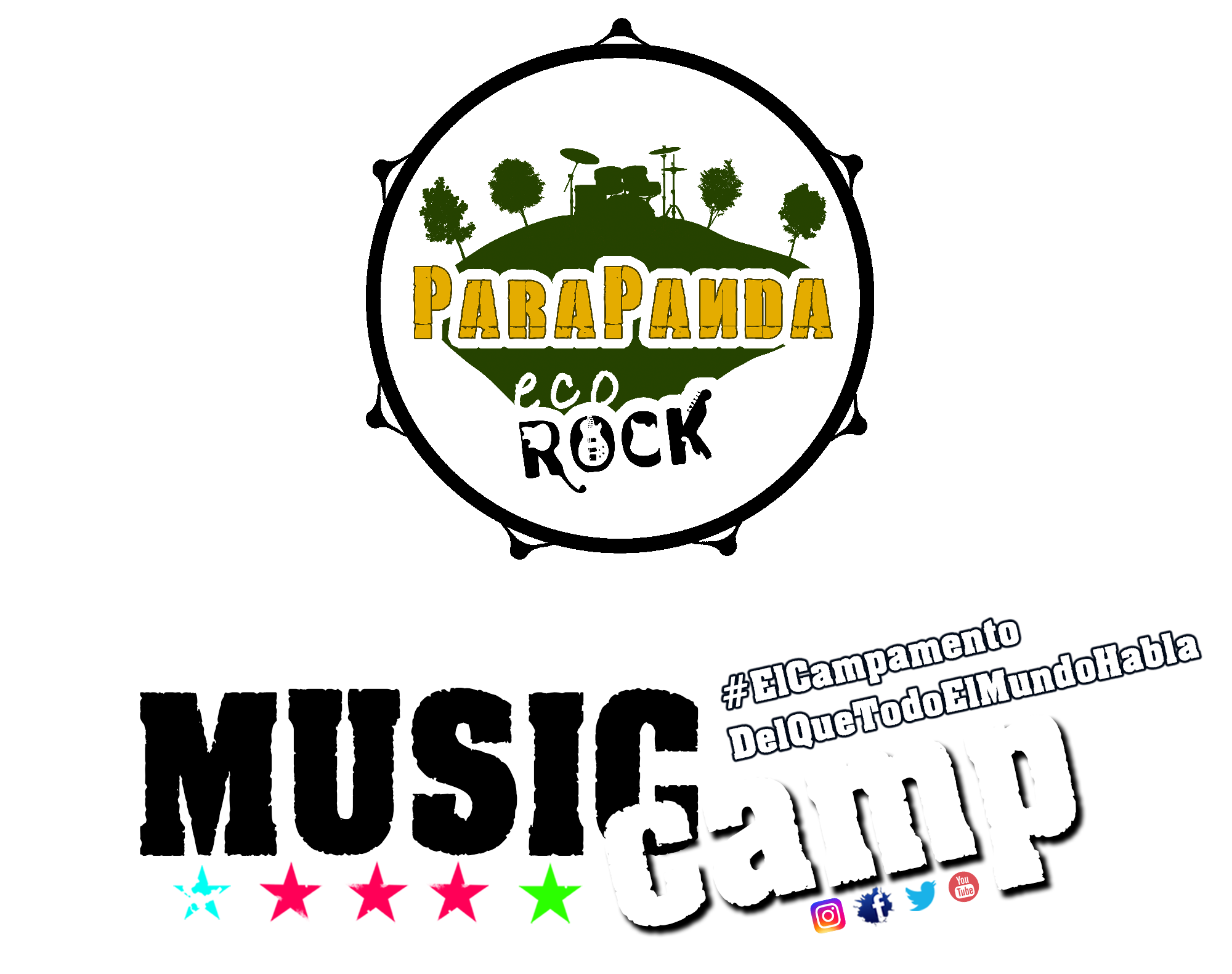 Parapanda eco rock